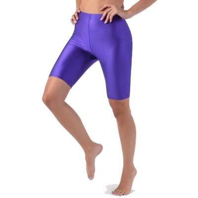 PCP BIKER SHORT LEGGINGS (394000000 Purple)