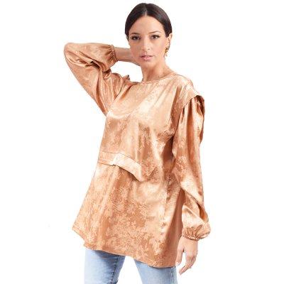 Nidodileda Astrid shirt (B-281 POWDER)