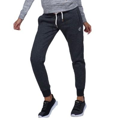 Body Action WOMEN SWEAT PANTS (021842-01 BLACK)