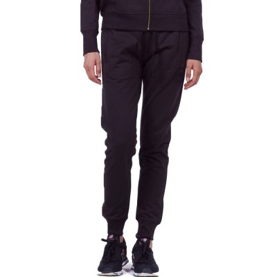 Body Action WOMEN RELAXED JOGGERS (021950-01 BLACK)