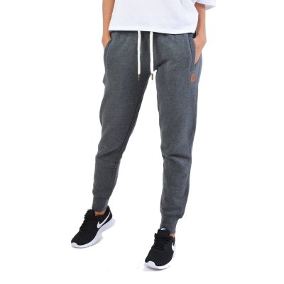 Body Action WOMEN SWEAT PANTS (021953-01 D.MEL.GREY)
