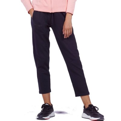 Body Action WOMEN BASIC SWEAT PANTS (021957-01 BLACK)