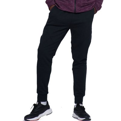 Body Action MEN GYM FLEECE JOGGERS (023941-01 BLACK)
