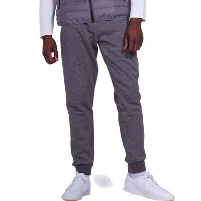 Body Action MEN GYM FLEECE JOGGERS (023941-01 D.MEL.GREY)