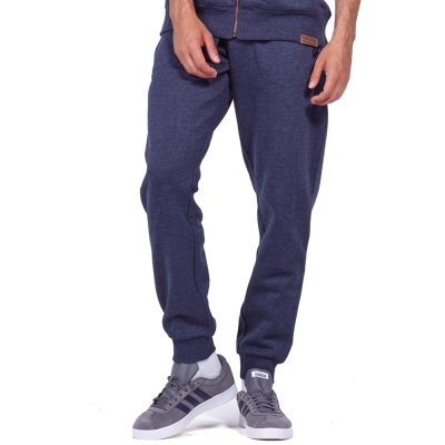 Body Action MEN SPORT FLEECE JOGGERS (023943-01 D.BLUE)