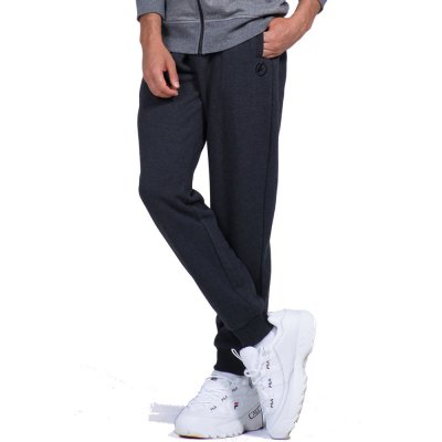 Body Action MEN SPORT FLEECE JOGGERS (023943-01 GRANITE)