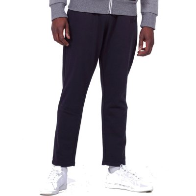 Body Action MEN BASIC SWEAT PANTS (023946-01 BLACK)
