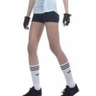 Body Action WOMEN SPORT HOT SHORTS (031933-01 BLACK)