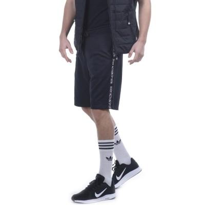 Body Action MEN CLASSIC FIT SHORTS (033926-01 BLACK)