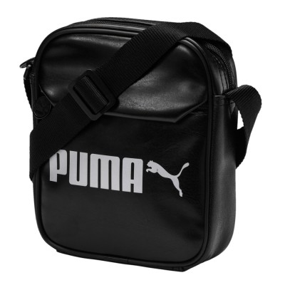 Puma Campus Portable PU SHOULDER BAG (075004 01)