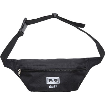 OBEY DAILY SLING PACK (100010100 BLACK)