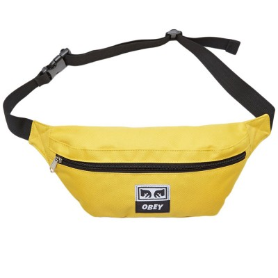 OBEY DAILY SLING PACK (100010100 YELLOW)