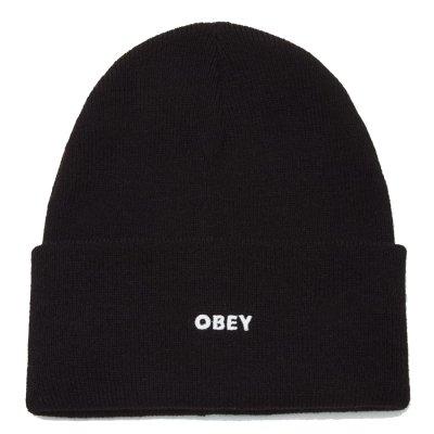 Obey FLUID BEANIE (100030166 BLACK)
