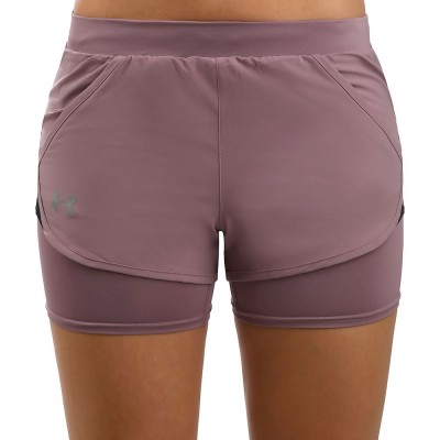 Under Armour Fly By Mini 2-in-1 SHORT (1328163 521)