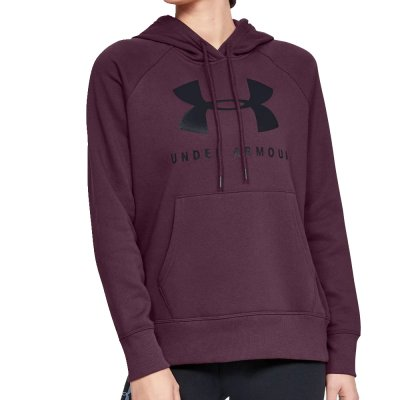 Under Armour RIVAL FLEECE SPORTSTYLE GRAPHI SWEATER (1348550 569)