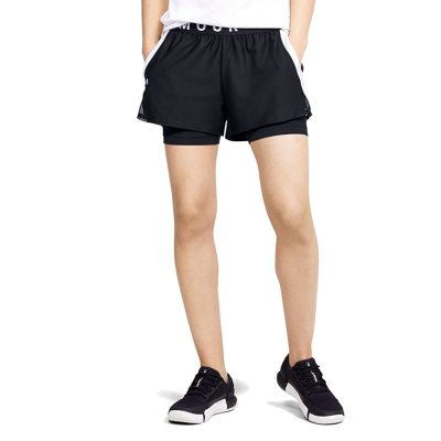 Under Armour Play Up 2-in-1 Shorts (1351981 001)