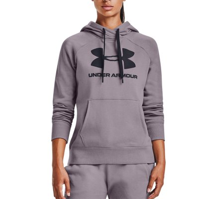 Under Armour Rival Fleece Logo Hoodie (1356318 585)
