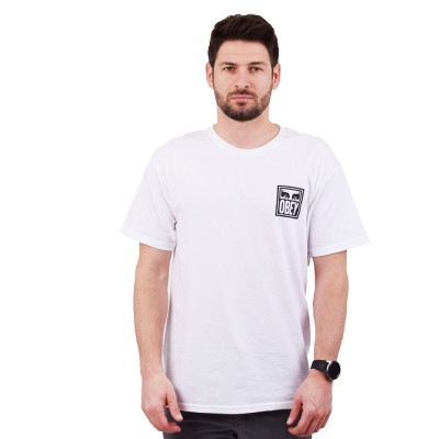 OBEY EYES ICON PREMIUM TEE (165361874 WHITE)