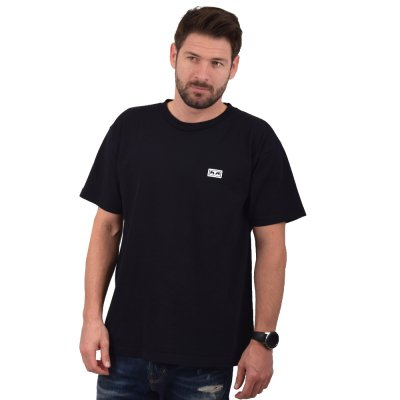 OBEY EYES 3 HEAVYWEIGHT BOX TEE S/S (166911826 OFF BLACK)