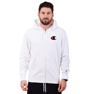 Champion Hooded Full Zip Sweatshirt (212941 WW001)