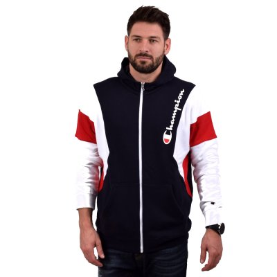 Champion Rochester Hooded Full Zip Sweatshirt (213639 BS505)