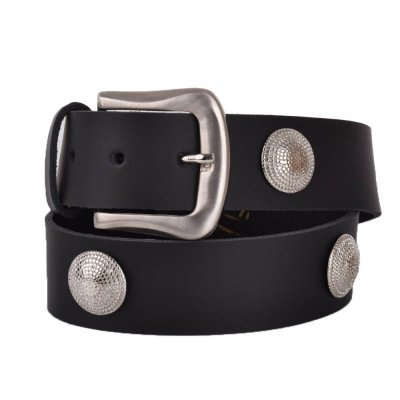 Salt and Pepper Belt (28FED8D5 BLACK)