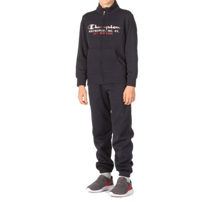 Champion Full Zip Suit (305097 BS501)