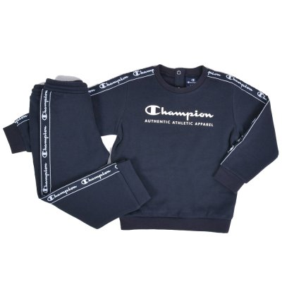 Champion Crewneck Suit (305102 BS501)