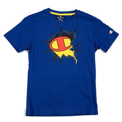 Champion Crewneck T-Shirt (305209 BS003)