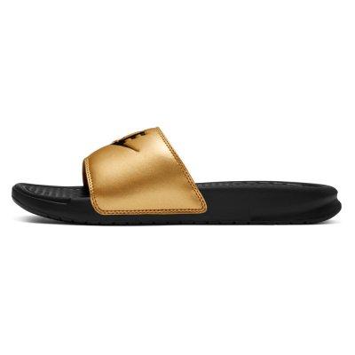 Nike Women's Benassi Just Do It. Sandal (343881-014)
