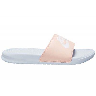 Nike Women's Benassi Just Do It. Sandal (343881-412)