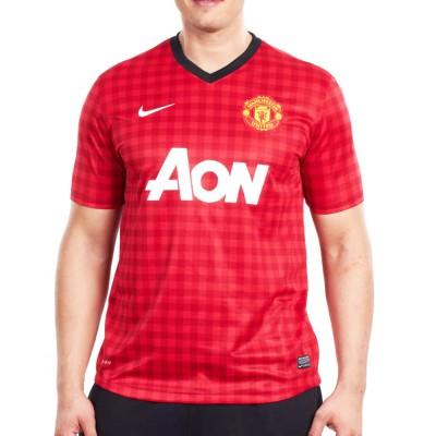 Nike Men's Manchester United Home Soccer Jersey (479278-623)