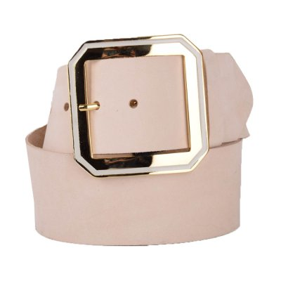 Salt and Pepper Belt (4F45B027 BEIGE)