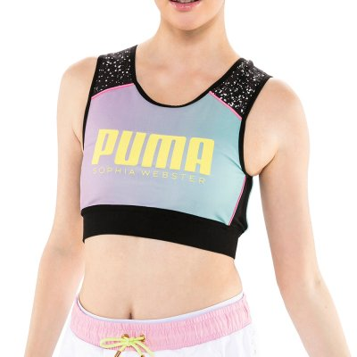 PUMA x SOPHIA WEBSTER Women's Reversible Crop Top (578563 02)