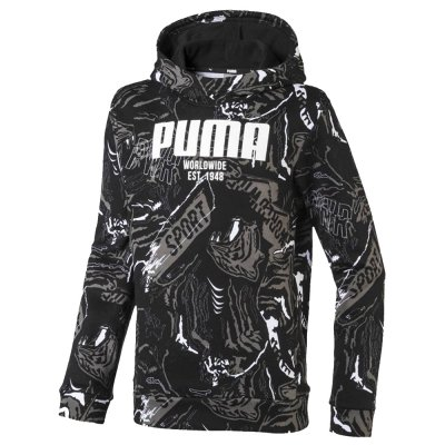 Puma Alpha AOP Hoody FL B SWEATER (580237 01)