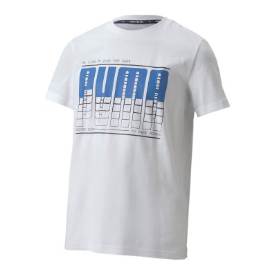 Puma Active Sports Graphic Tee (581173 02)