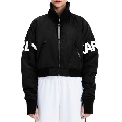 PUMA x KARL Bomber SWEAT JACKET (595564 01)