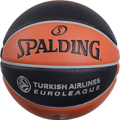Spalding TF-1000 EuroLeague Official Ball (74-538Z1)