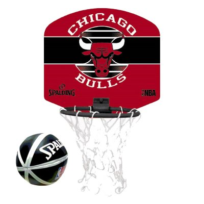 Spalding NBA TEAM MICRO-MINI BB BULLS (77-649Z1)