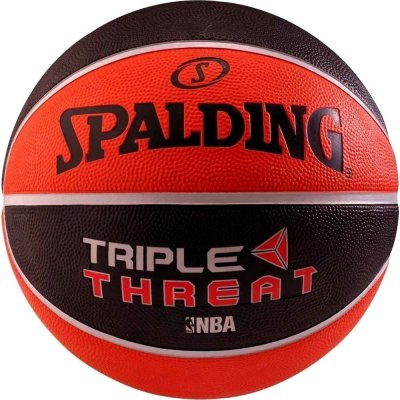 Spalding TRIPLE THREAT COLOR RUBBER BAS (83-182Z1)
