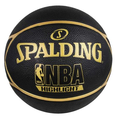Spalding HIGHLIGHT GOLD RUBBER Sz 7 (83-194Z1)