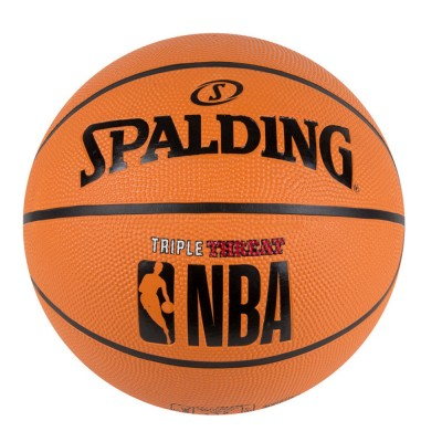 Spalding NBA TRIPLE THREAT BRICK ALL SU Size 7 (83-823Z1)