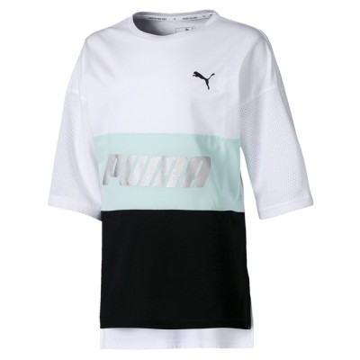 Puma Modern Sports Boyfriend Tee Girls (843680 52)