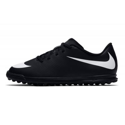 Nike Kids' Jr. BravataX II TF Turf Football Boot (844440-001)