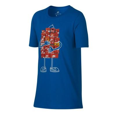 Nike Boys NSW TEE SNEAKER SPREE (913111-465)