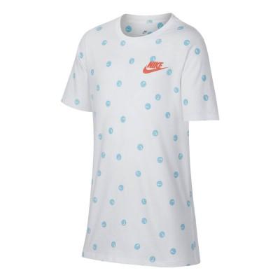 Nike B NSW TEE SWOOSH SMILE AOP (913183-100)