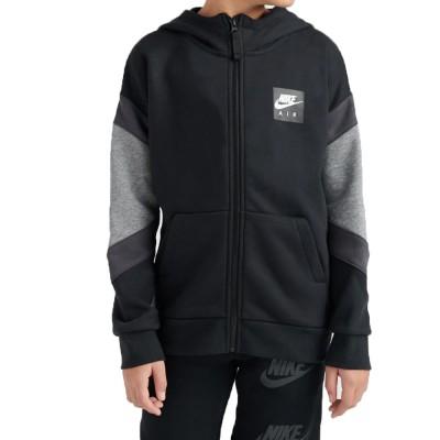 Nike Boys NK AIR HOODIE FZ (939635-010)