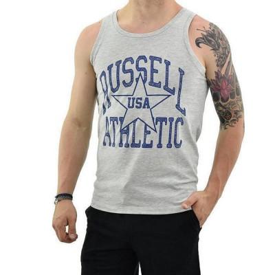 Russell STAR USA SINGLET (A9-081-1 091 VK)