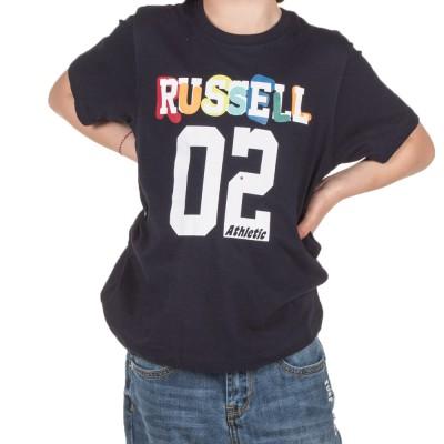 Russell S/S 02 TEE SHIRT (A9-921-1 190)