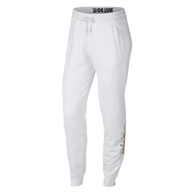 Nike W NSW RALLY PANT REG METALLIC (AJ0094-100)